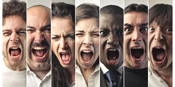 Matinale dominicale – Opus 1 – la colère